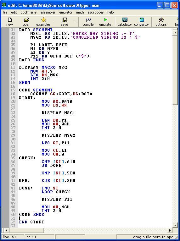 Flowchart Language Programming
