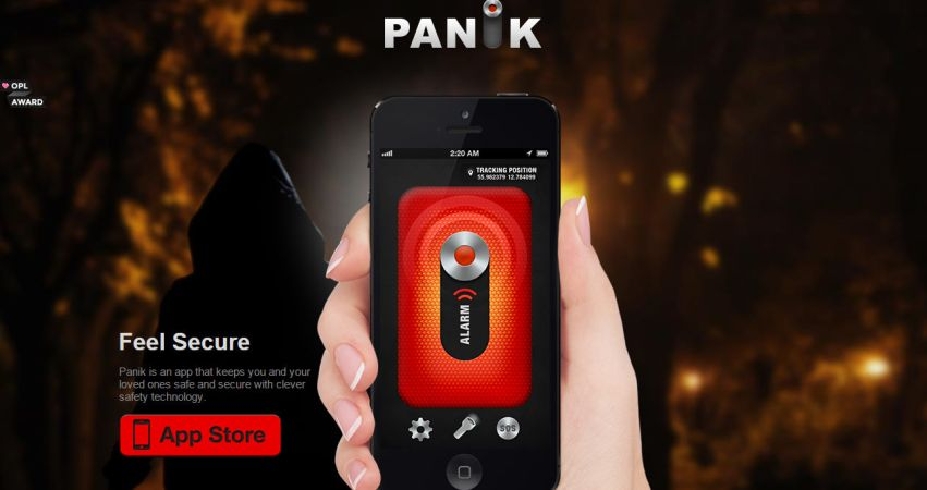 Panik App