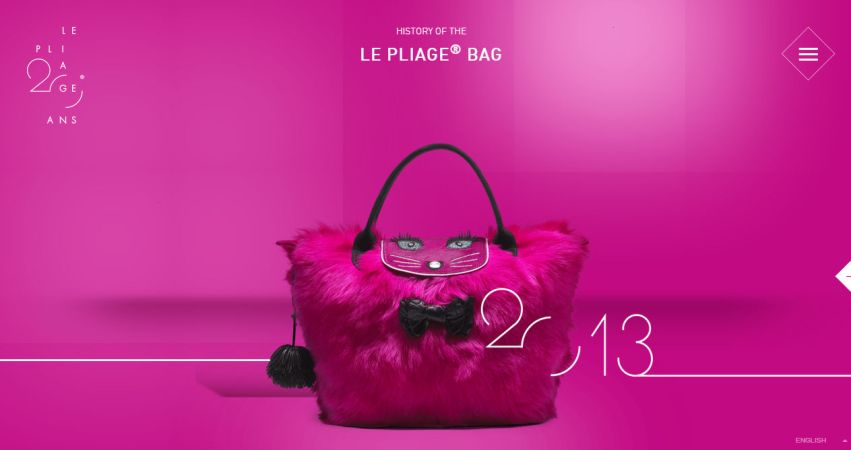 Le Pliage 20th Anniversary