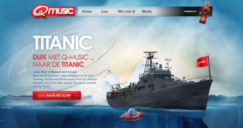 Q-music - Titanic