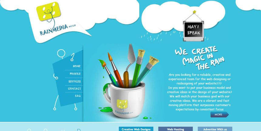 Rainmedia Web Solutions