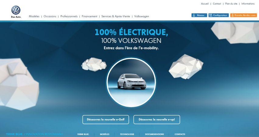 Volkswagen Electrique