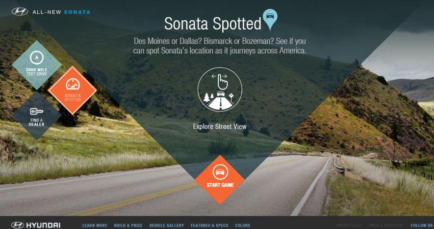 Sonata Spotted