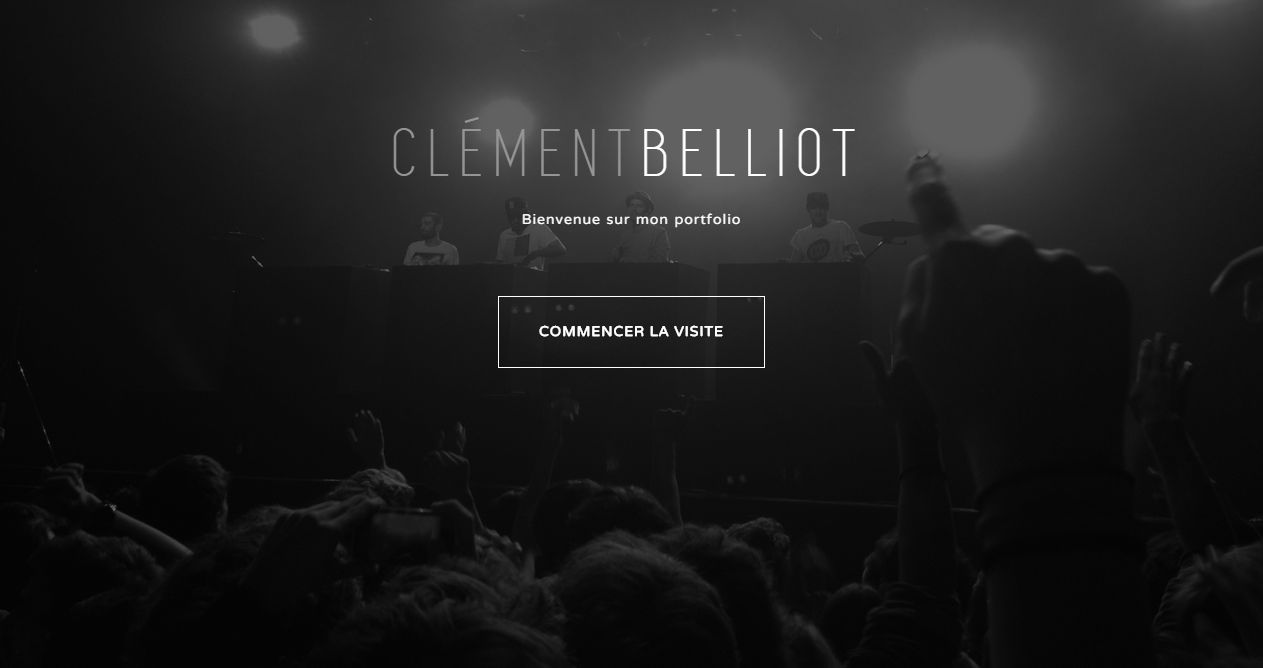 Clément Belliot Portfolio