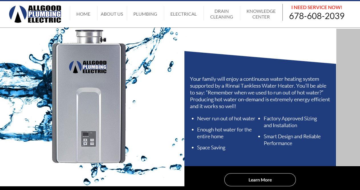 AllGood Plumbing & Electric