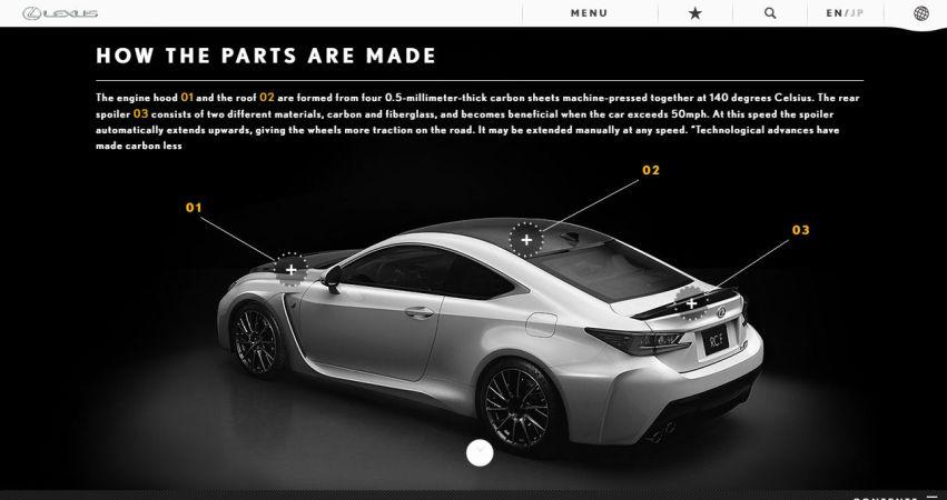 An Element/Lexus International