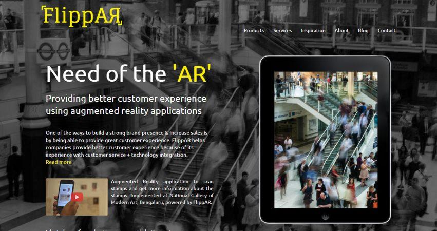 Flipp Augmented Reality