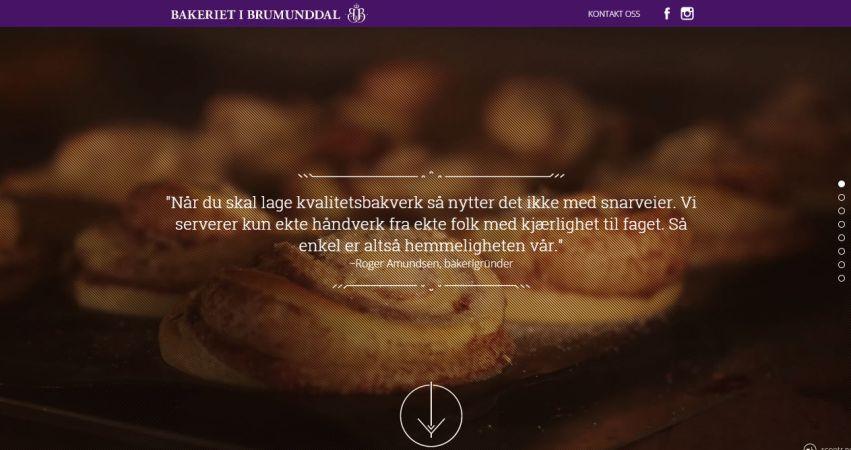 Bakeriet i Brumunddal