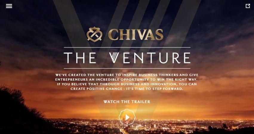 Chivas Regal > The Venture