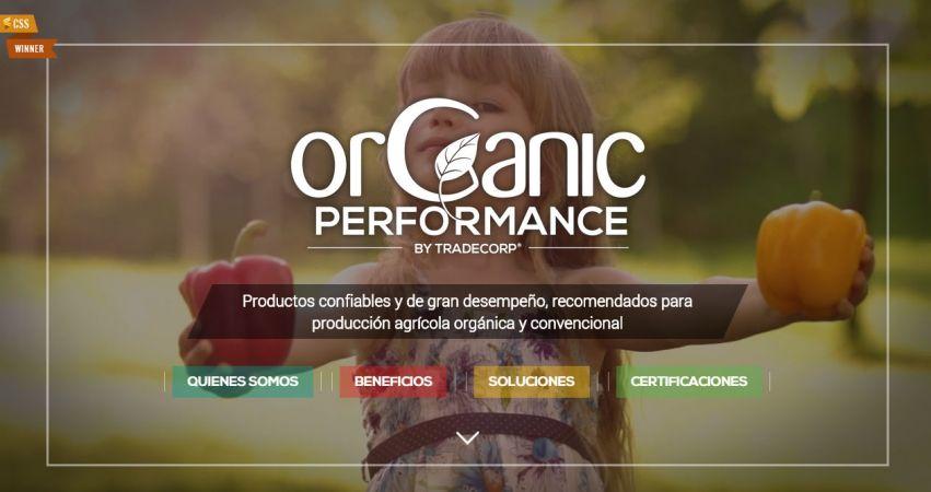 Organic Performance