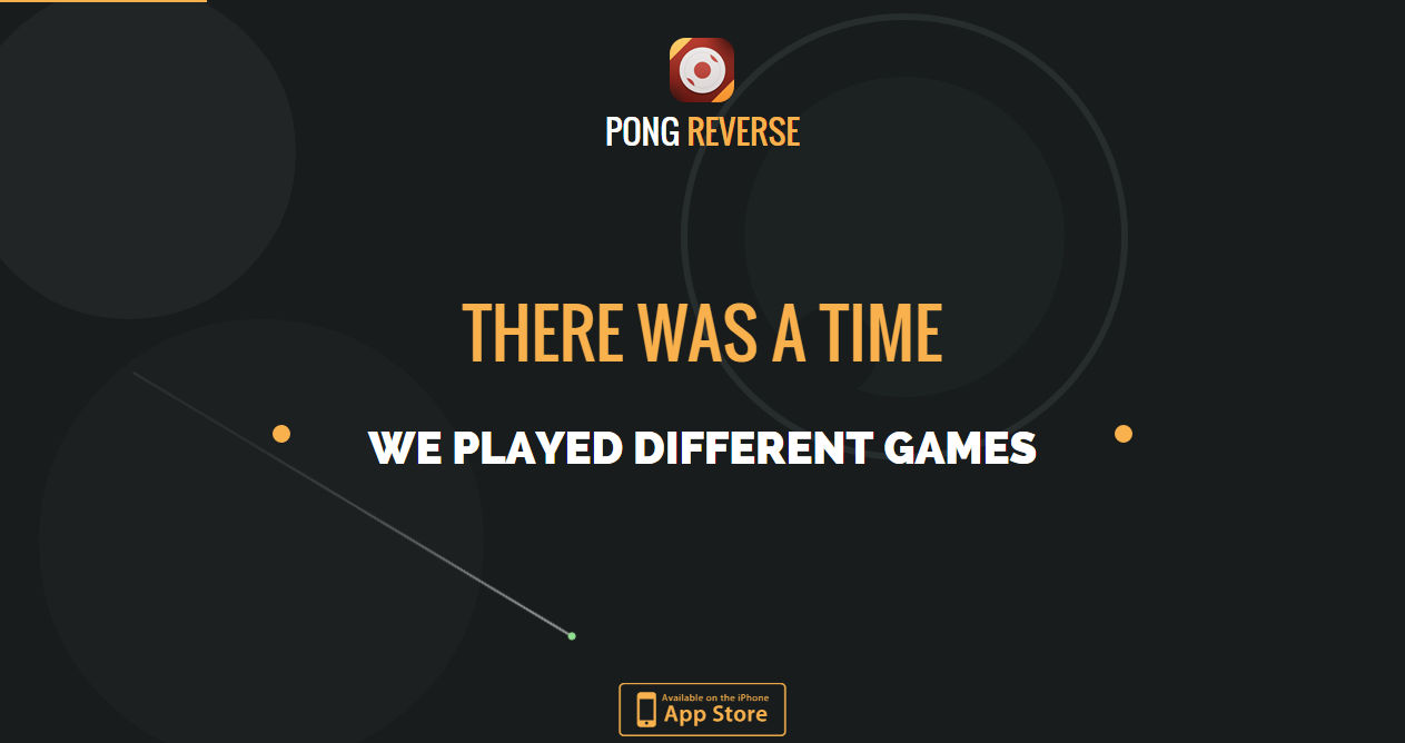 Pong reverse