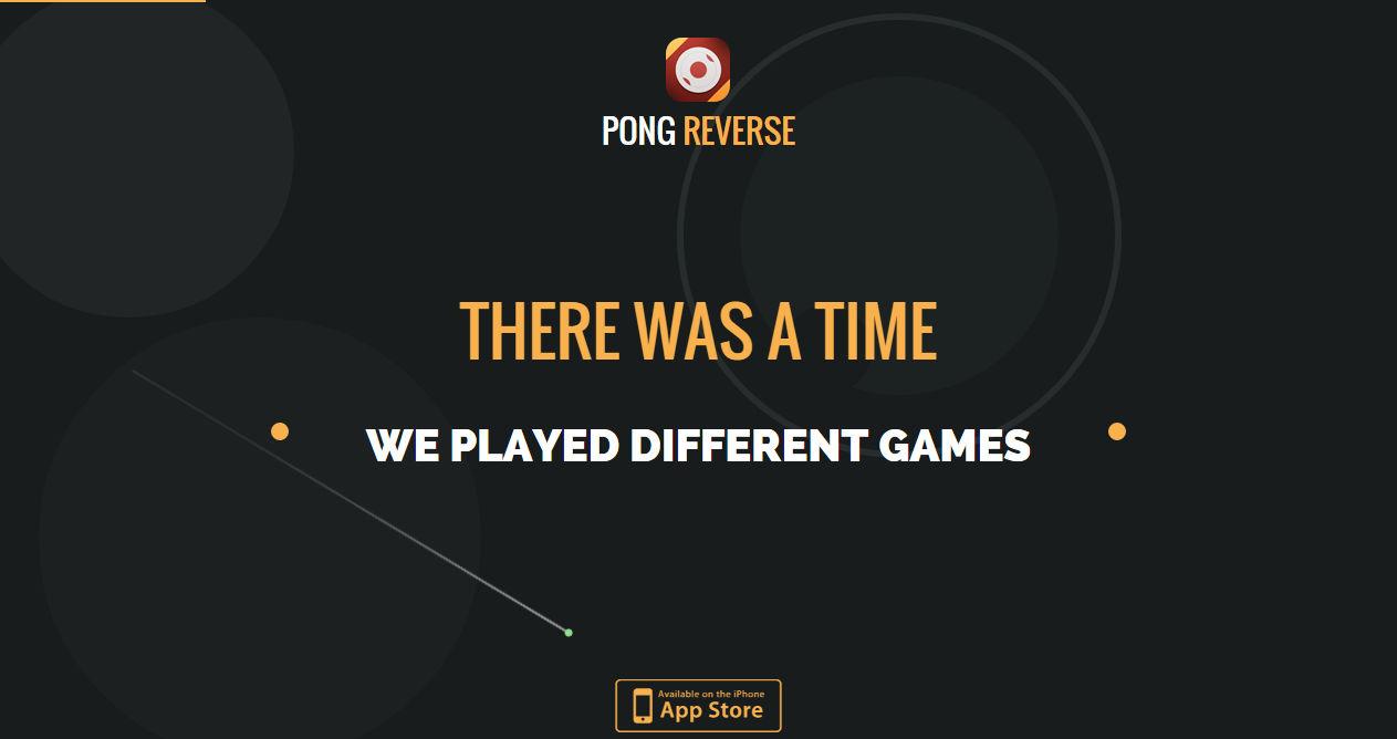 Pong reverse