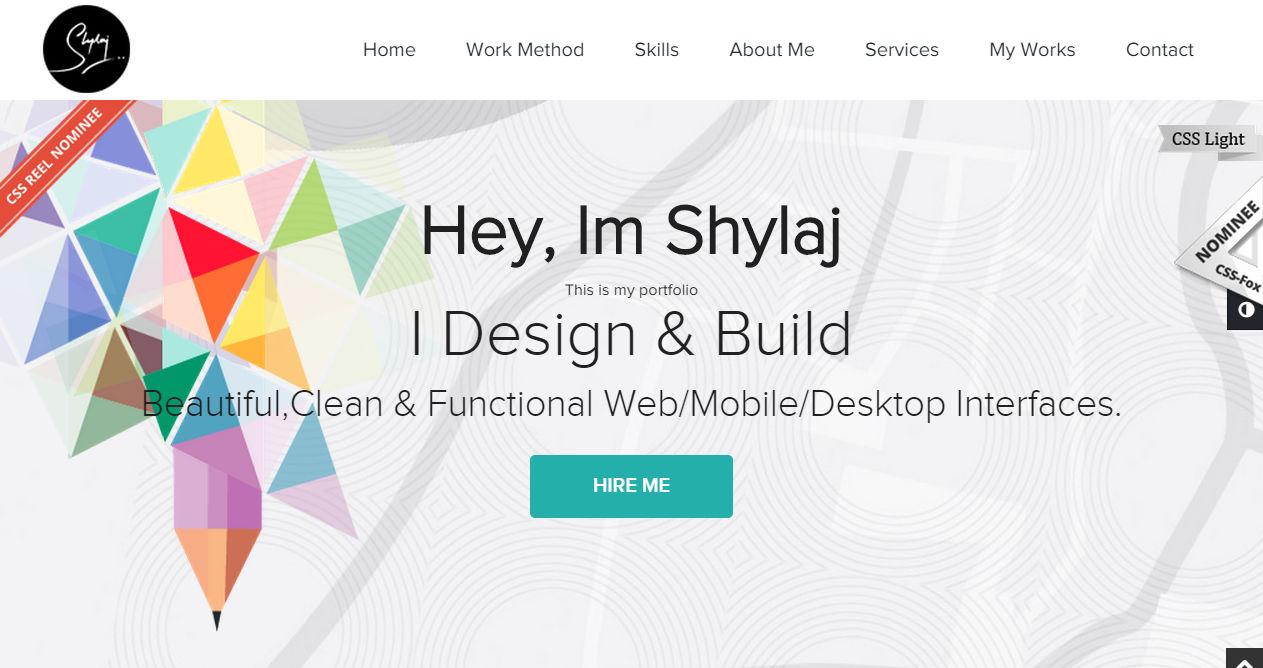 Shylaj-UI /UX Designer