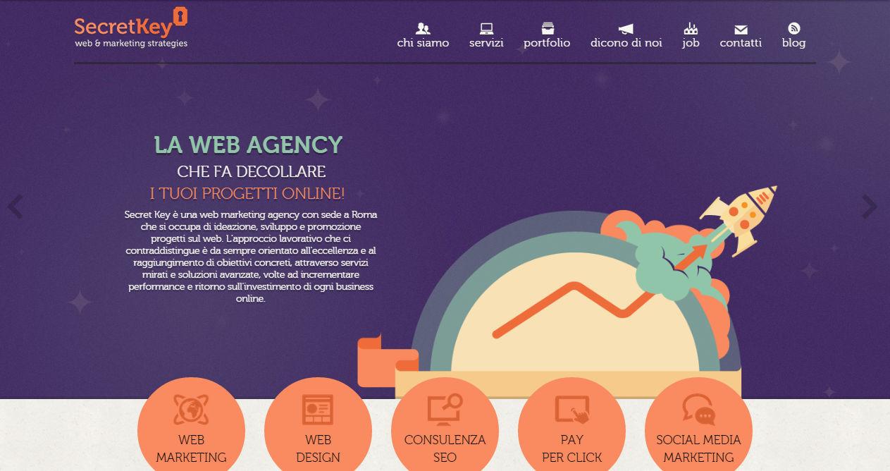 Secret Key Web Agency