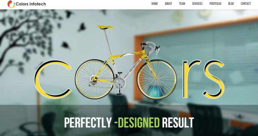 Colors Infotech Portfolio