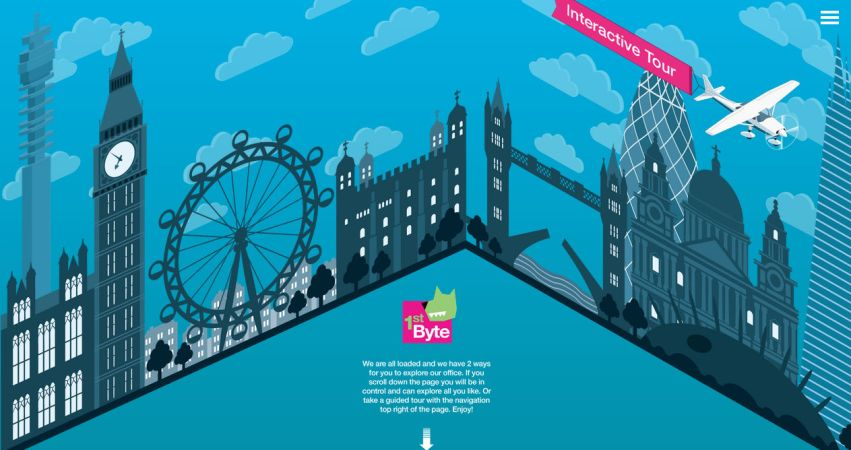 1st Byte Interactive Tour