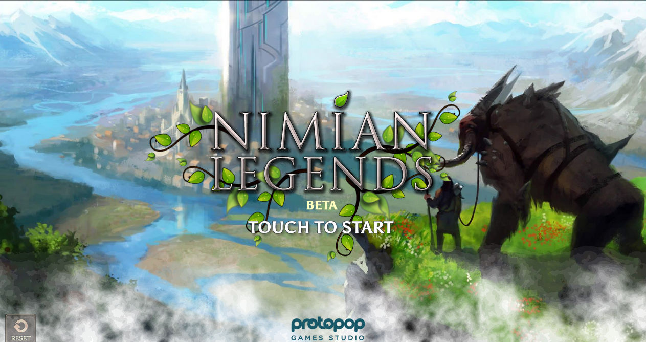Nimian Legends