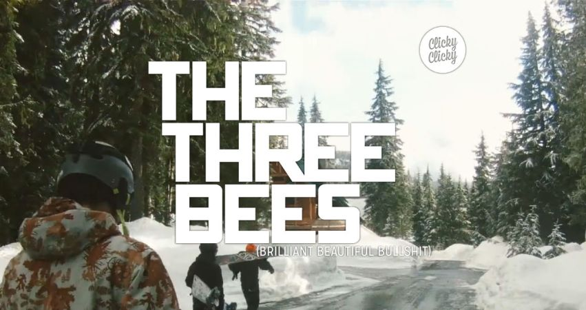 The Three Bees