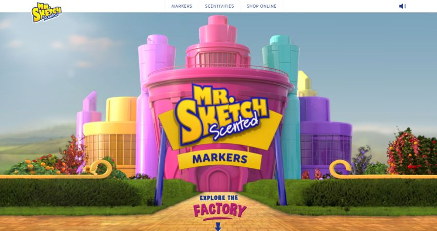 Mr. Sketch Scented Marker