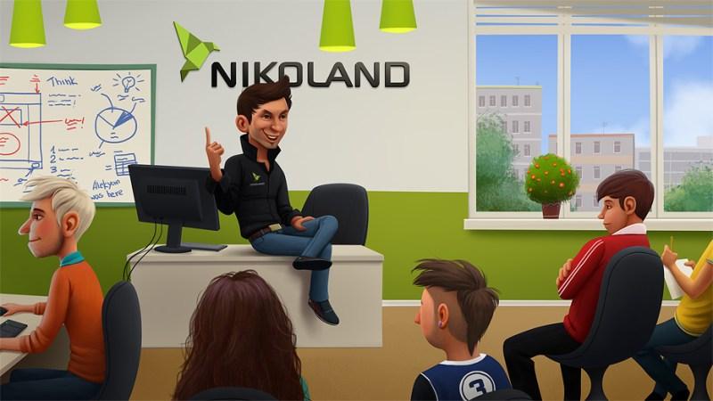 Nikoland Portfolio