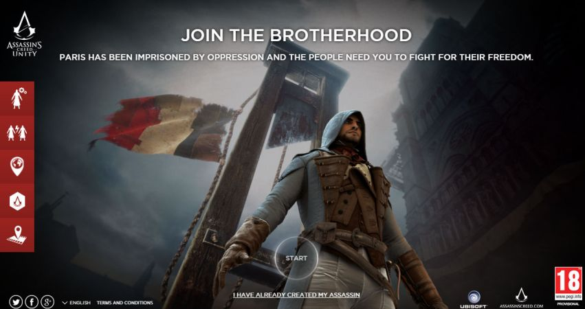 Assassin's Creed Unite