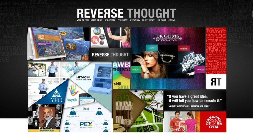 Reverse Thought Creative Studio (Pvt)Ltd.