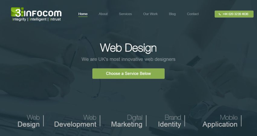 3i Infocom-Web Design & Digital Marketing Company