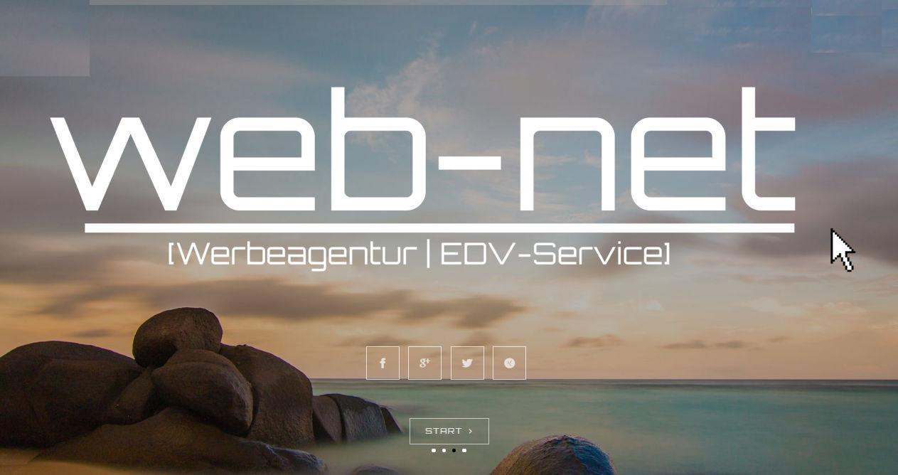 Web Net Werbeagentur EDV Service