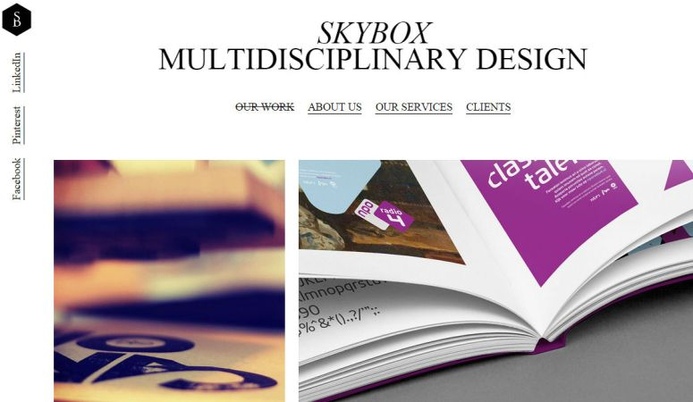 Skybox Multidisciplinary Design
