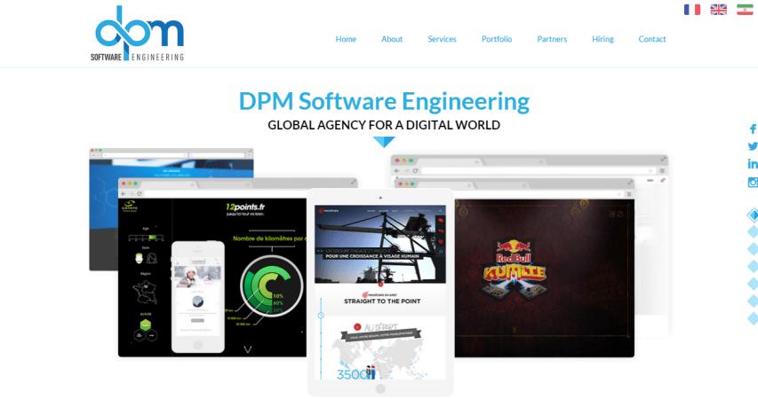 DPM Software Engineering