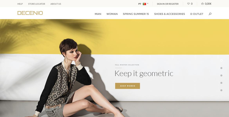 DECENIO E-commerce