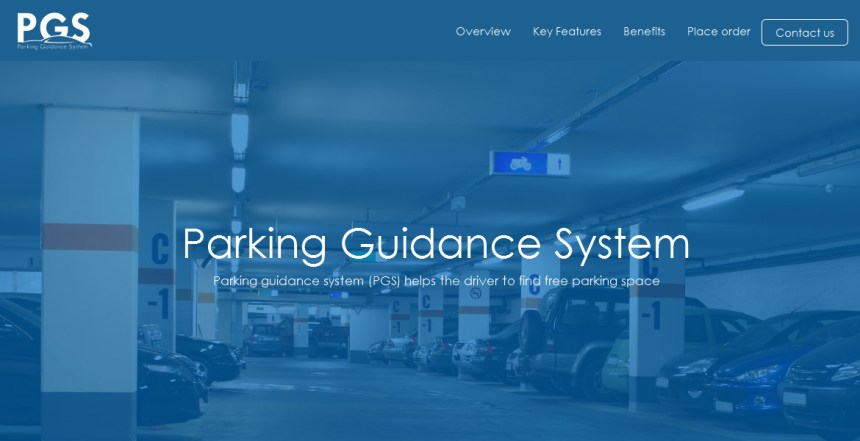 Parking Guidance & Management System
