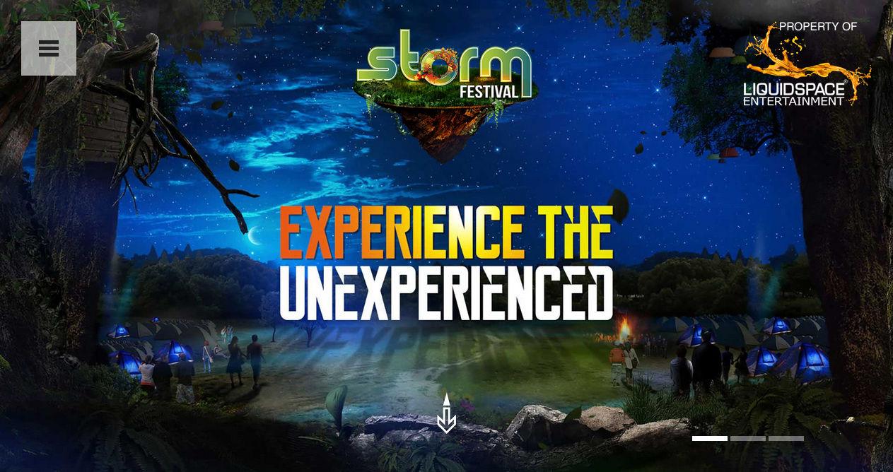 Storm Festival India