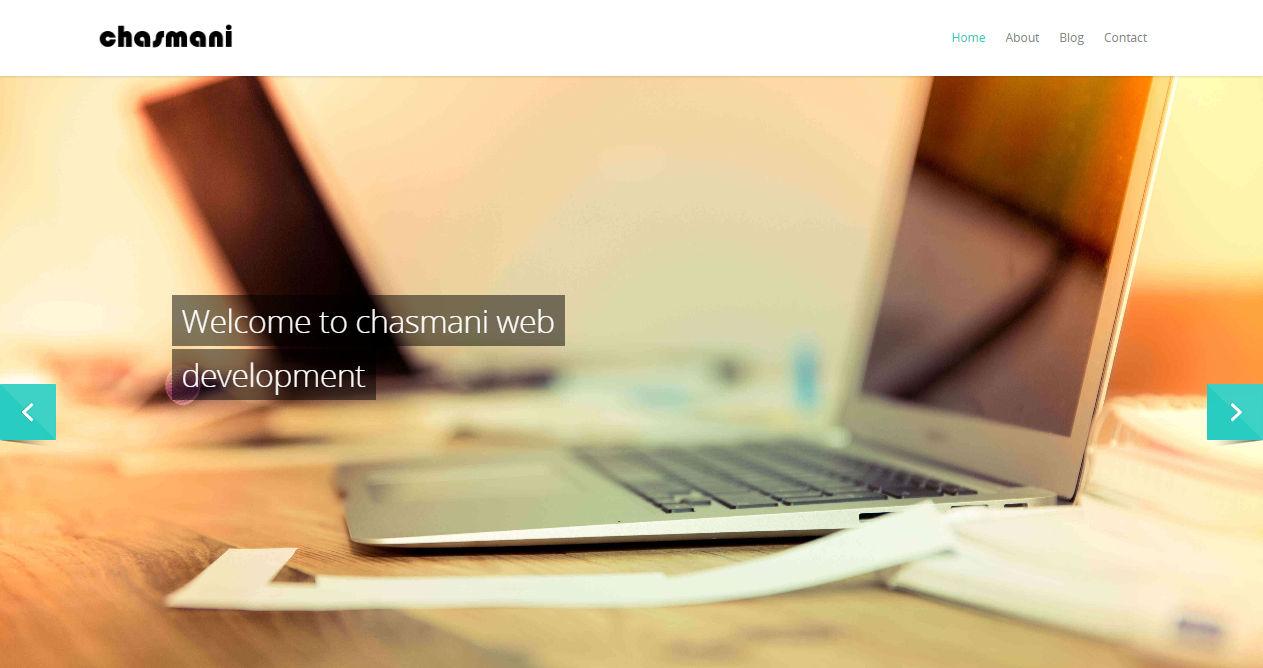 Chasmani Web Development