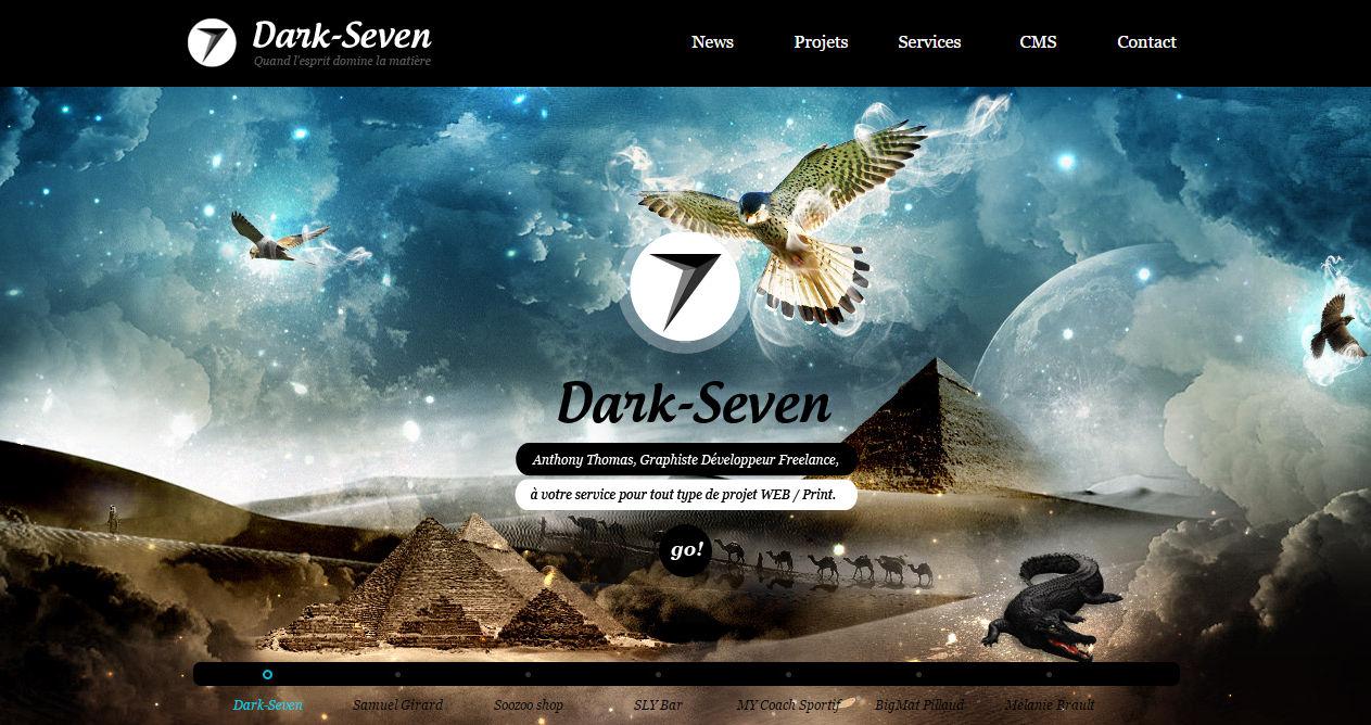 Dark Seven Creative