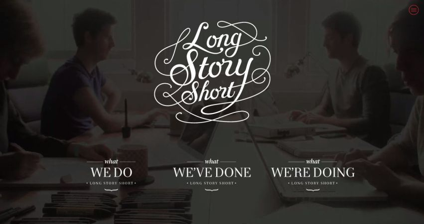 Long Story Short Design