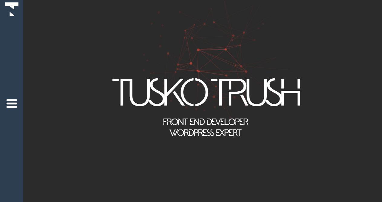 Tusko Trush Portfolio