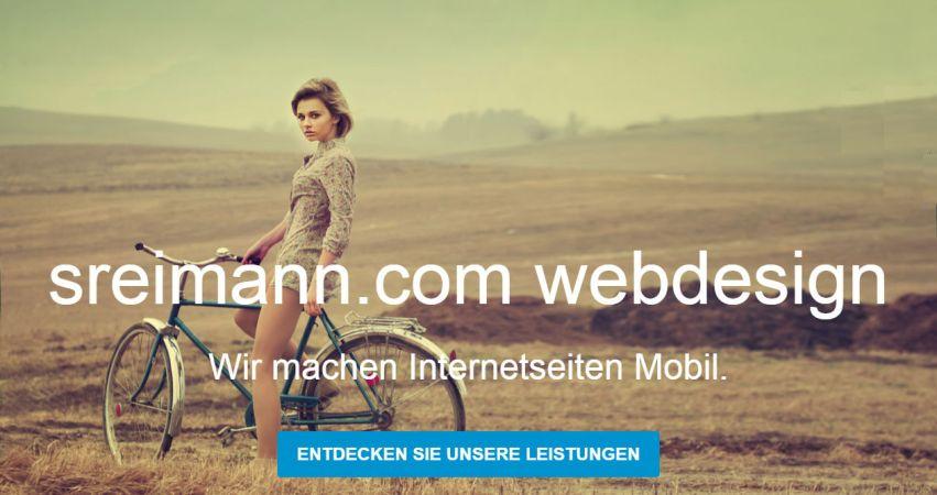 Sreimann Web Design