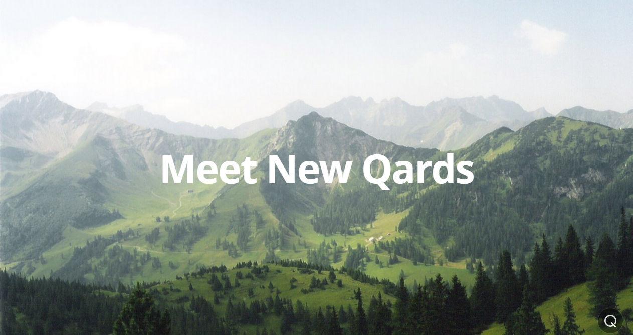 Meet New Qards