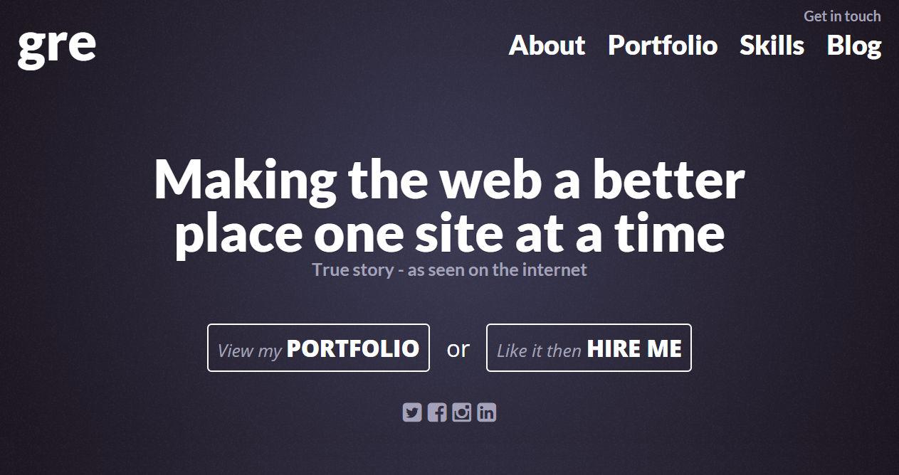 Gre's Portfolio