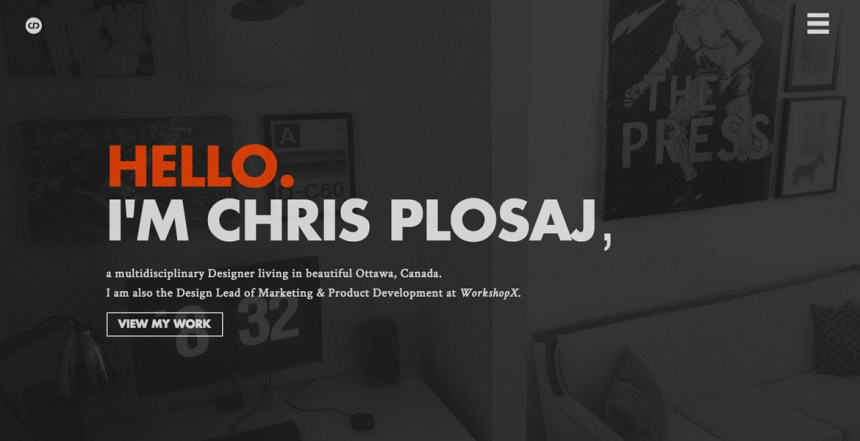 Chris Plosaj / Chrisp Design