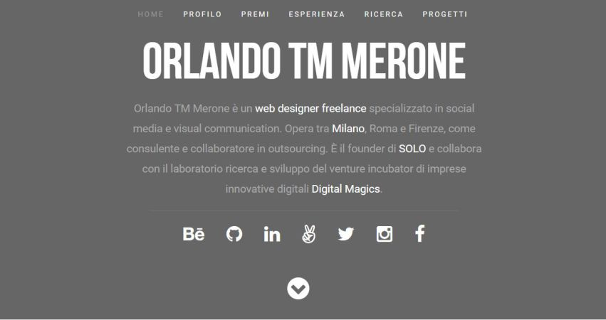 Orlando TM Merone