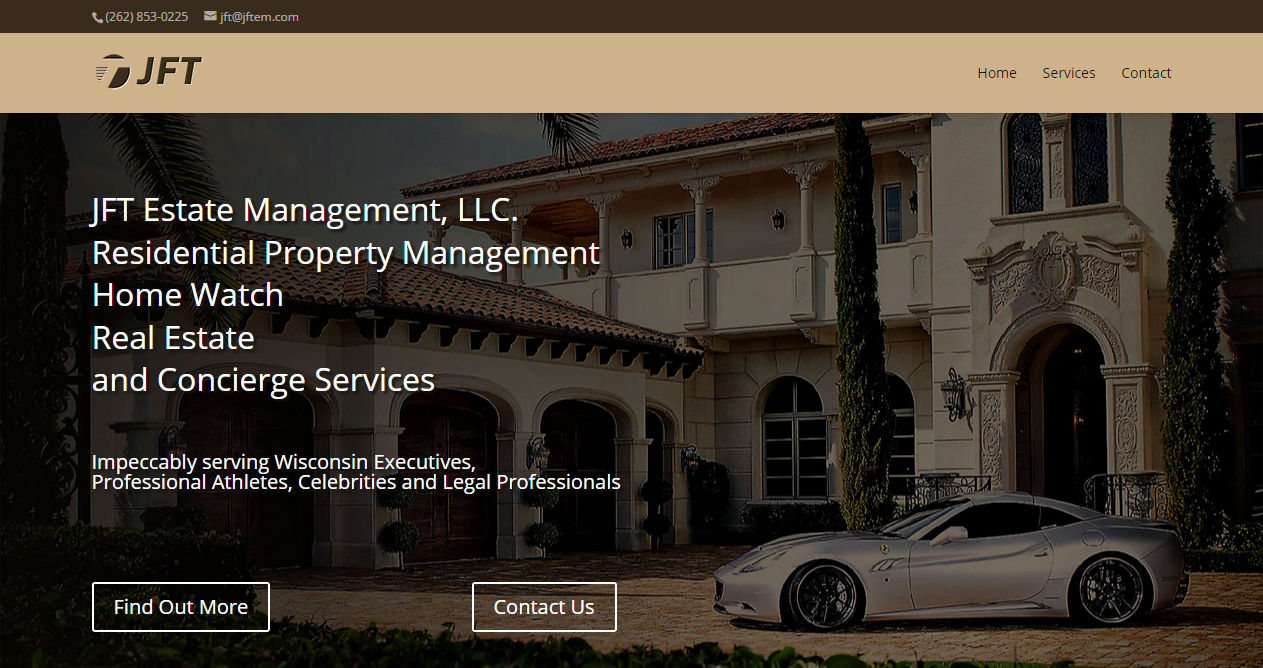JFT Estate Management, LLC.