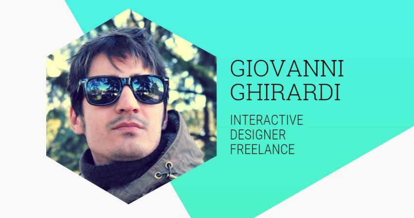 Giovanni Ghirardi Portfolio
