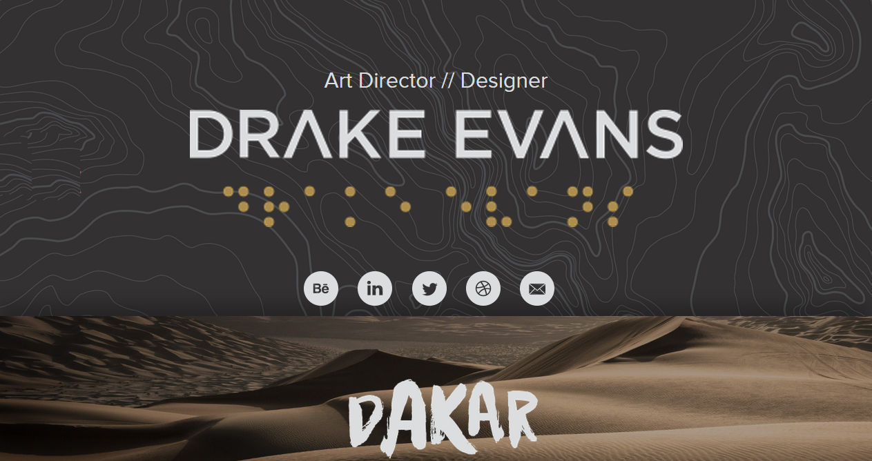 Drake Evans / Art Director