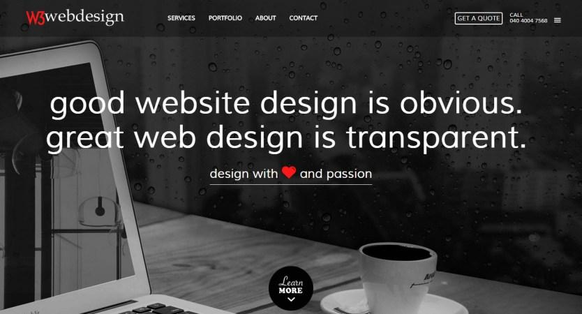Best Website Design Company in Hyderabad India