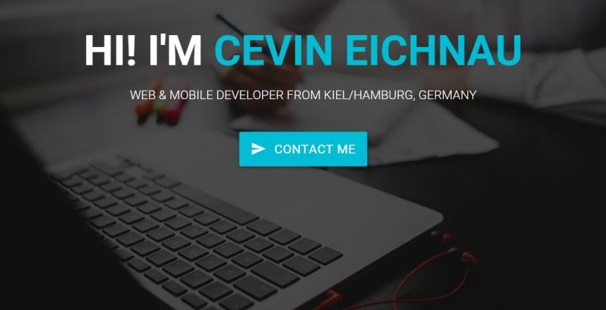 Cevin Eichnau Material Design