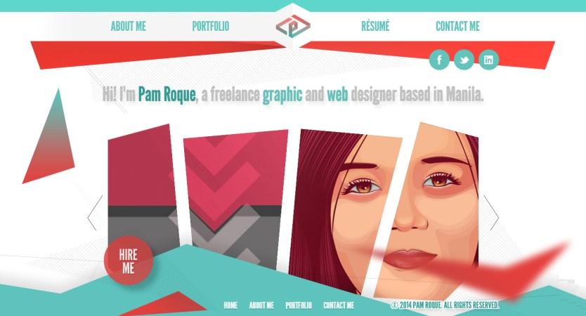 Pam Roque Portfolio