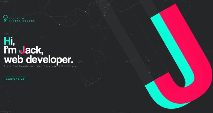 JJ Web Developer Wordpress Developer Portfolio