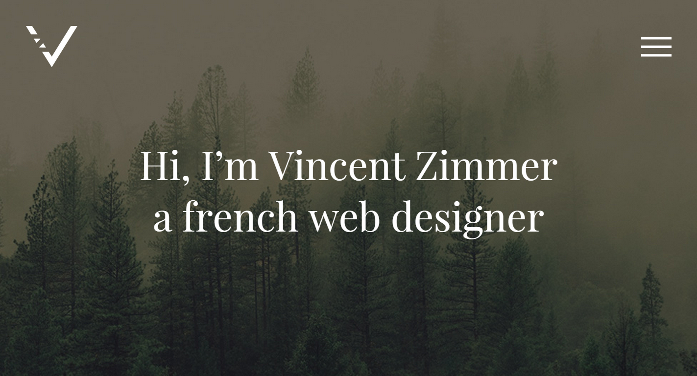 Portfolio Vincent ZIMMER